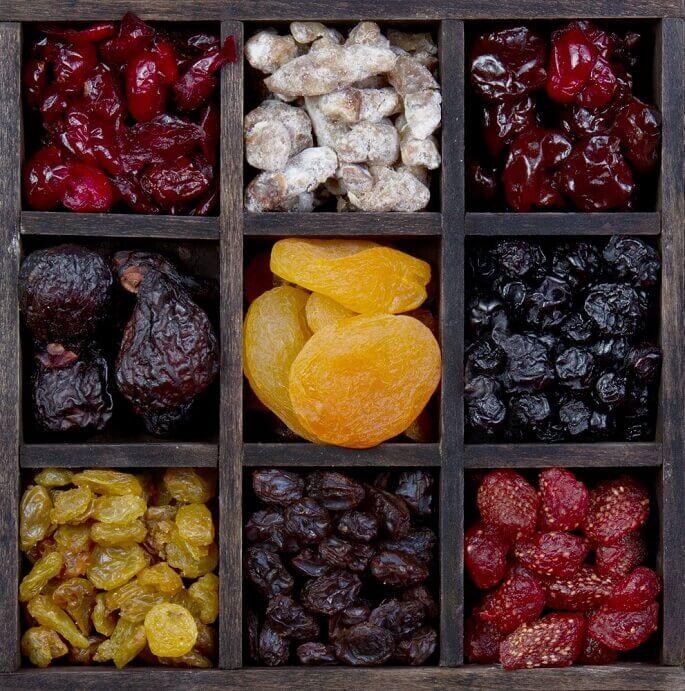 сухофрукты польза и вред при похудении