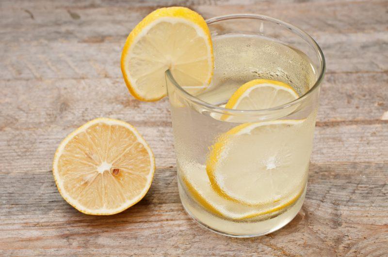 вода с лимоном для похудения польза и вред
