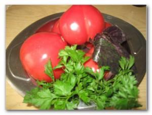 жареные помидоры с яйцами польза и вред