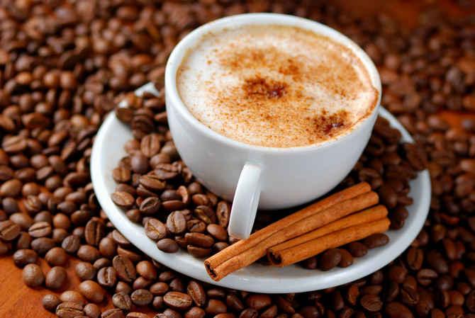 корица в кофе польза и вред