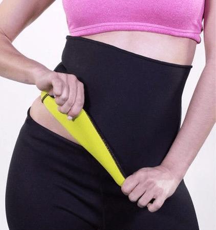 пояс для похудения живота вред и польза