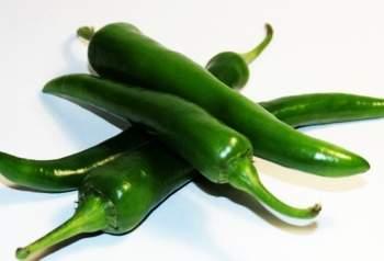 зеленый острый перец польза и вред