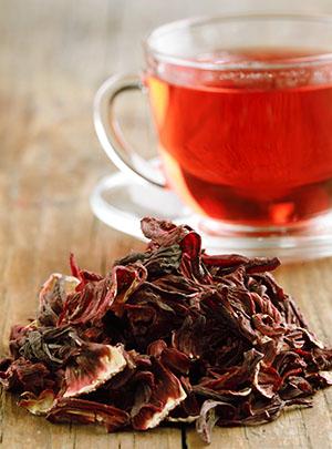 чай из гибискуса польза и вред