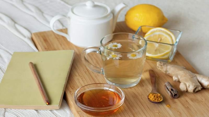 чай из куркумы польза и вред
