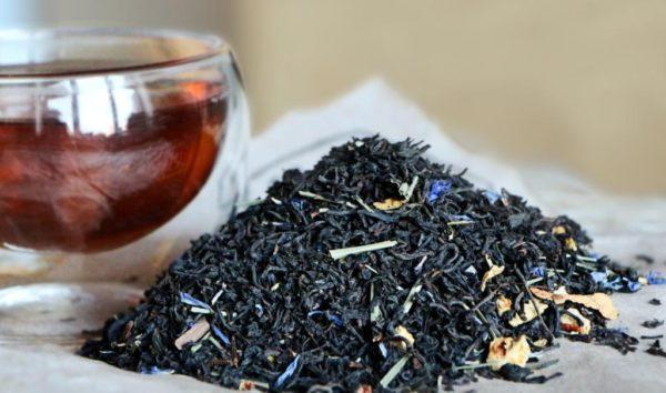 чай с бергамотом чем полезен и чем противопоказан
