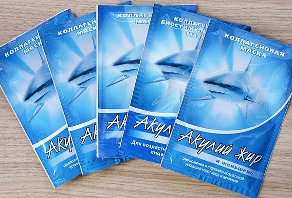 чем полезен акулий жир для организма человека