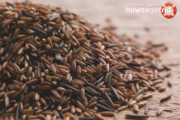 чем полезен бурый рис и как его готовить