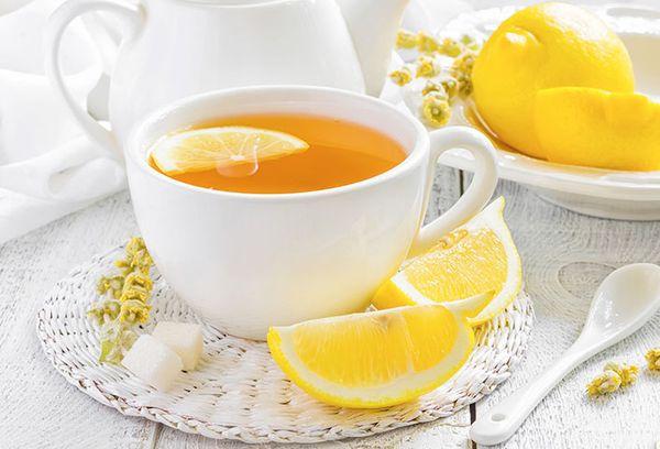 чем полезен чай с лимоном для организма