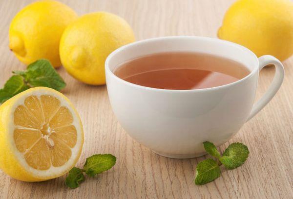 чем полезен черный чай с лимоном и сахаром