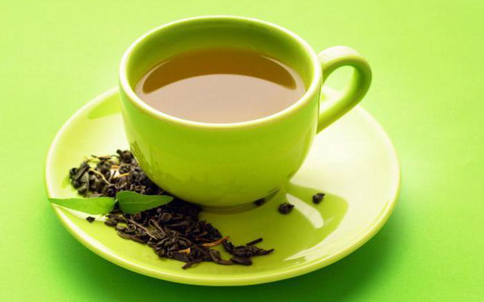 чем полезен и вреден зеленый чай для мужчин