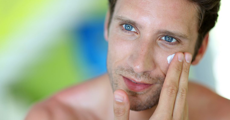 чем полезен крем после бритья с витамином f