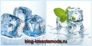 чем полезен лед из зеленого чая для лица