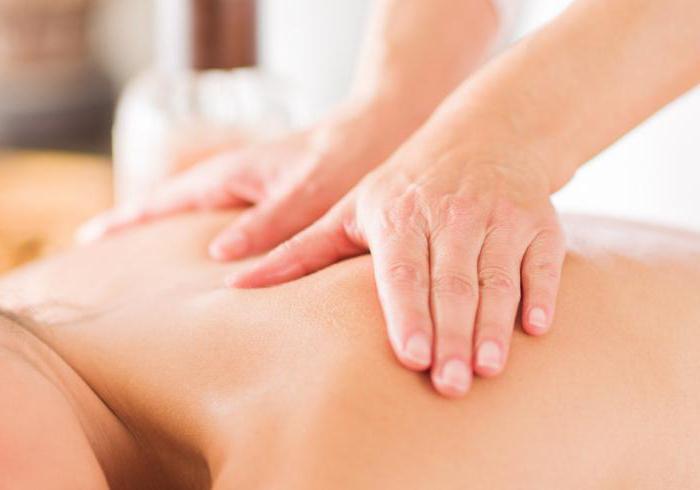 чем полезен массаж спины и шеи для мужчин