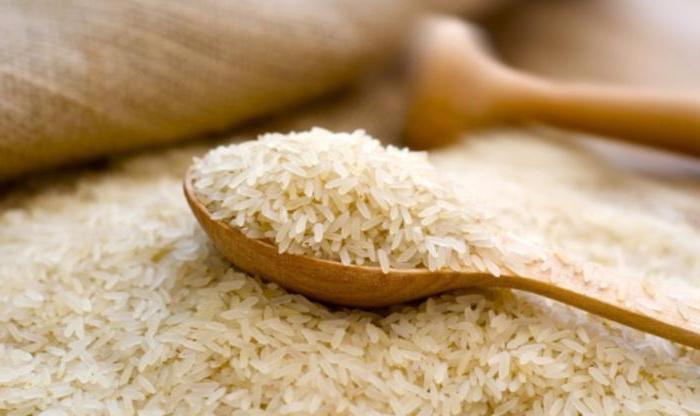 чем полезен пропаренный рис для организма человека