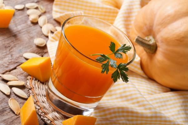 чем полезен сок из моркови яблок и тыквы