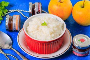 чем полезна рисовая каша на молоке для беременных