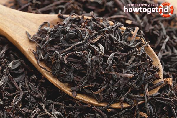 чем вреден и чем полезен черный чай