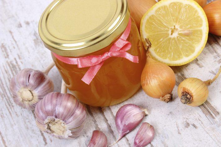 чеснок мед и уксус чем полезен как пить