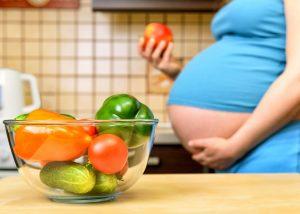 что полезно кушать беременным в третьем триместре