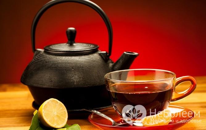 чтобы горячие напитки не утратили полезные свойства необходимо
