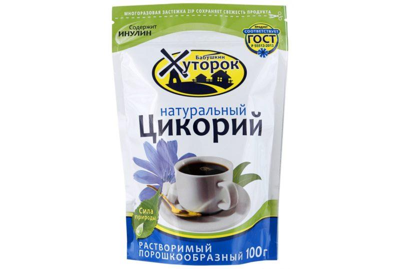 цикорий растворимый полезные свойства и противопоказания с молоком