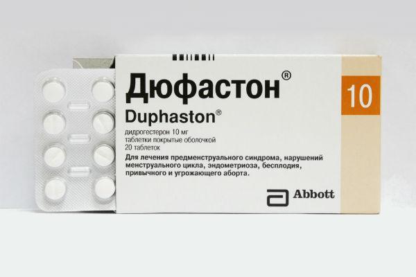 дюфастон при менопаузе вред или польза