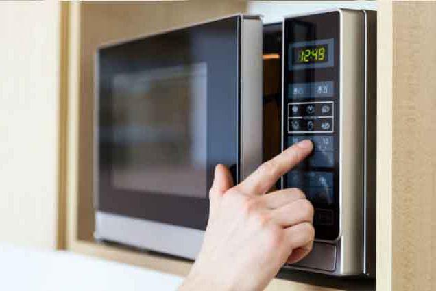 еда в микроволновке вред или польза
