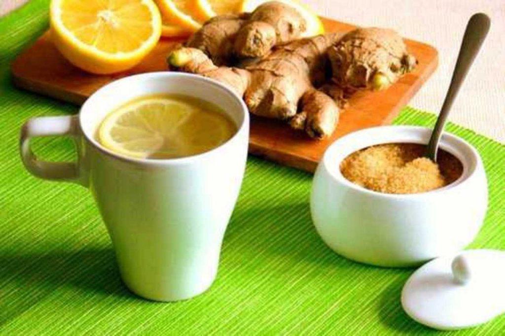 имбирь полезные свойства для детей от простуды и гриппа