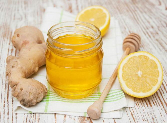 имбирный чай с медом и лимоном чем полезен
