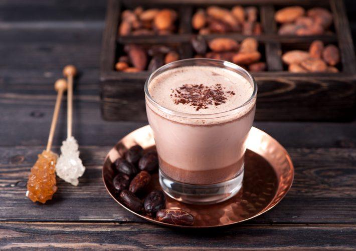 какао для беременных польза или вред