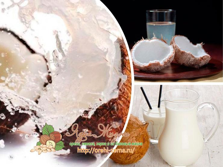 кокосовая вода польза и вред для организма