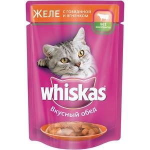 корм для кошек вискас вред и польза