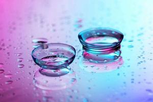 линзы вред и польза для глаз