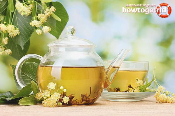 липовый чай полезные свойства и противопоказания для женщин