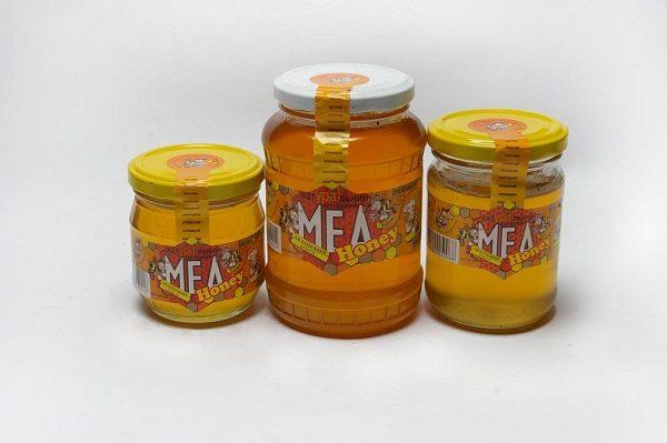 мед из цветов акации польза и вред