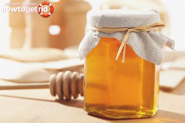 мед польза для беременных и вред