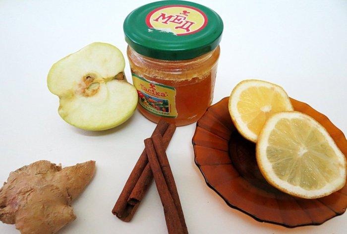 напиток из имбиря лимона и меда чем полезен