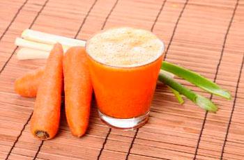 натуральный морковный сок польза и вред