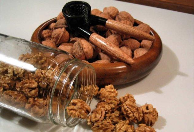 орехи для беременных вред и польза и вред