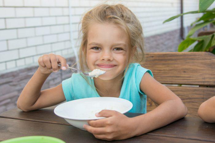 полезные свойства манной каши для детей до года