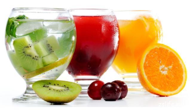 проект на тему что полезней фрукты или соки