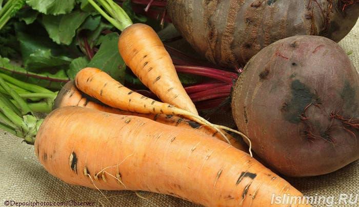 салат из капусты свеклы и моркови чем полезен
