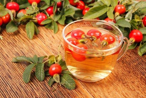 шиповник как заваривать и как пить полезные свойства для похудения