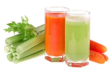 сок из сельдерея и моркови рецепт чем полезен