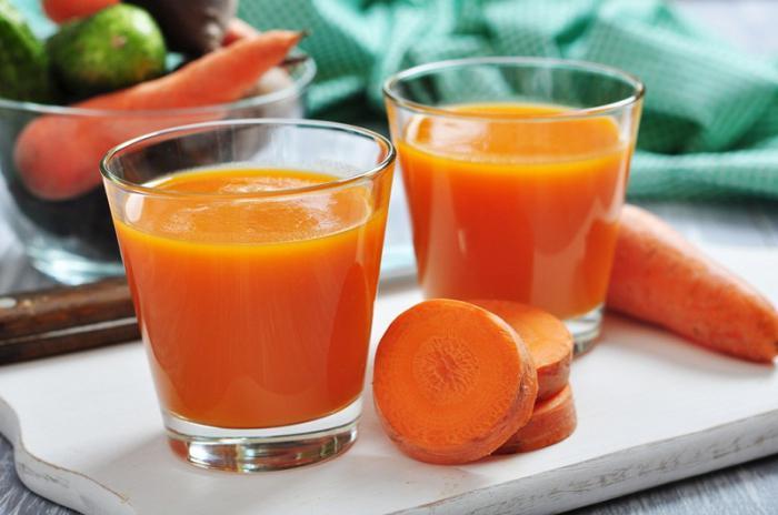 сок тедди морковный польза и вред