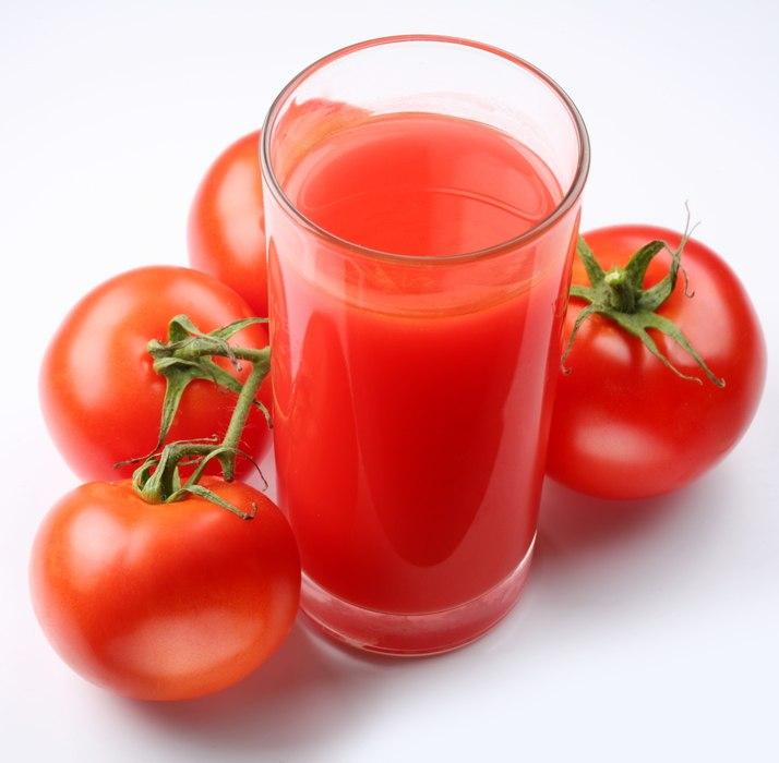 томатный сок домашний польза и вред