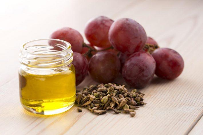 виноградное масло полезные свойства для кожи и как употреблять