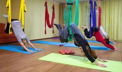 йога в гамаках польза и вред