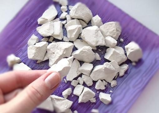белая глина полезные свойства и противопоказания во внутрь
