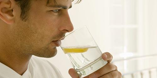 горячая лимонная вода польза и вред